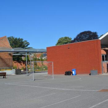 Cour extérieure primaire